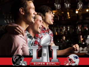 Super Bowl LI Come Watch the Game at Giovanis